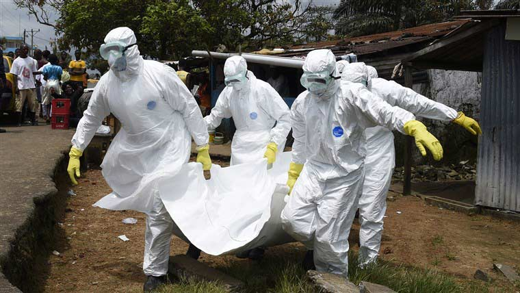 The Department for International Development (DFID) called on BGResearch to help fight the Ebola epidemic in 2014