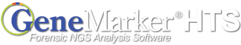 SoftGenetics GeneMarker HTS - Forensic NGS Analysis Software